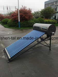 Suntask New High Efficient Double Tanks Pressure Solar Water Heater pictures & photos