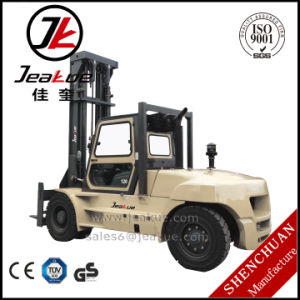 New Design Customized High Quality 12t Diesel Forklift Truck pictures & photos