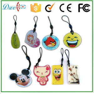 Rewritable T5577 Cartoon RFID Keyfob for Access Control System pictures & photos
