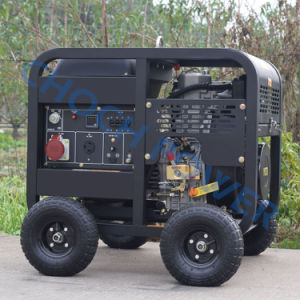 Three Phase Portable Diesel Generator for Marine Use pictures & photos