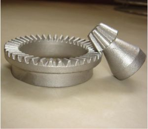 Custom Supply Drawings Galvanized Couple Umbrella Tooth Bevel Gear for Outdoor Machinery