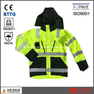 New Reflective Mens Working Safety Workwear Hi Vis Jacket pictures & photos