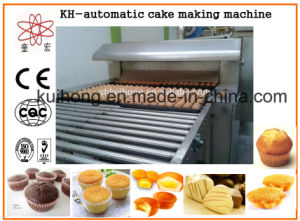 Hot Sale Automatic Cake Machine for Food Factory pictures & photos