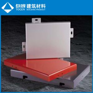 Great Quality PVDF Coating Aluminum Solid Panel pictures & photos
