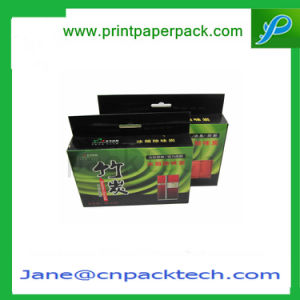 Custom Cardboard Cosmetic Perfume Packaging Bamboo Charcoal Box pictures & photos