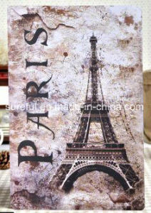 Hot Sale Vintage Style Tin Sign 20*30cm pictures & photos