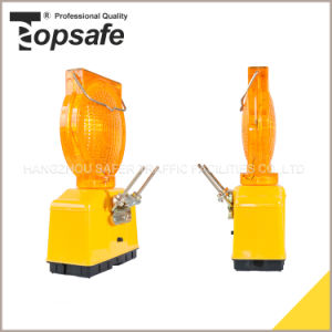 S-1317 Amber Solar Barricade Light pictures & photos