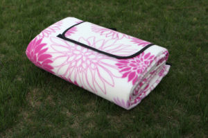 Picnic Blanket Water Resistant with Carry on Handle