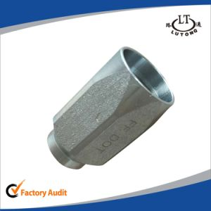 Hydraulic Pipe Fittings Skive Ferrule pictures & photos