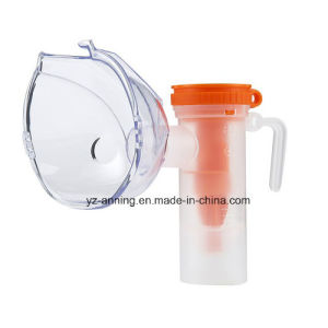 Plastic Nebulizer Tube Cup for Clinic Asthma Nebulizer Old Chronic Bronchitis and Bronchiectasis pictures & photos