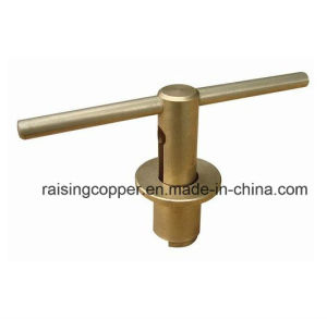 Brass Lockable Ball Valve with Key pictures & photos