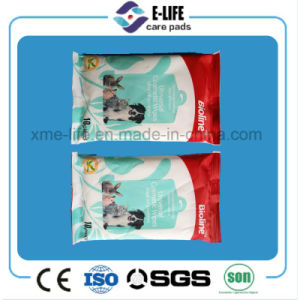 Pet Body Cleaning Pet Wet Wipes with Pleasant Smell pictures & photos