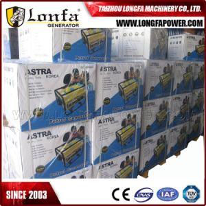 2500W 2.5kw 2.5kVA Astra Korea Portable Power Gasoline Petrol Generator pictures & photos