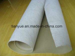 Staple Acupuncture Composite Geomembrane (PVC, PE) with High Strength Reinforced pictures & photos