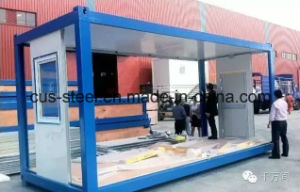 Knock Down House for Mining Camp/Workers′accommodation pictures & photos