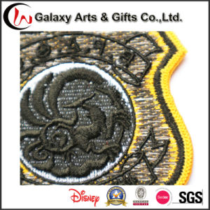 Gifts Promotion Latest Computer Embroidery Designs Clothing Patches Custom Self-Adhesive Embroidered Patches pictures & photos