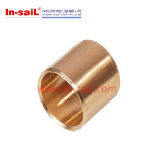 Customized Brass Turned/Turning Parts Manufacturer China pictures & photos