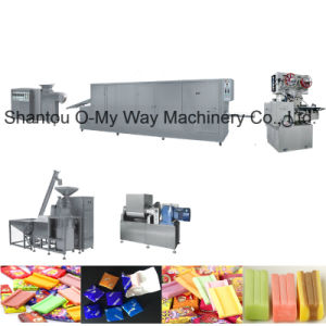 Bubble Gum Machine Candy Wrapping Machine pictures & photos