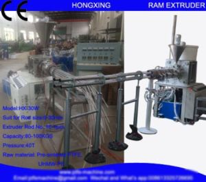 RAM Extrusion Machine for PTFE Rod or UHMW-PE pictures & photos