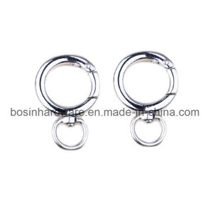 Metal Spring Gate Snap Ring with Swivel Eye pictures & photos