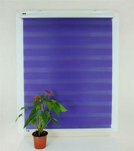 Purple Color Custom Design Printed Blackout Window Curtain Blackout Curtain Manufacturer pictures & photos