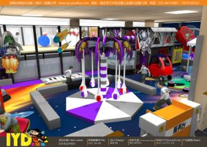 Universe Indoor Soft Play Equipment with Electrical/Inflatable Toys pictures & photos