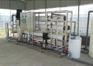 15 Tph Automatic RO System Pure Water Treatment Equipment pictures & photos