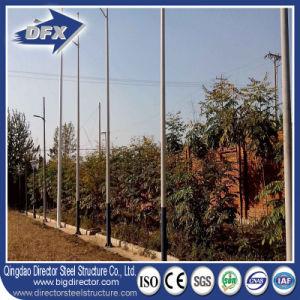 Street Steel Light Lamp Poles pictures & photos