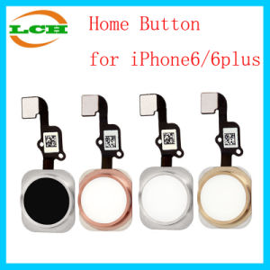 Home Button Flex Cable with Touch ID Sensor for iPhone6/6s/6plus/6splus pictures & photos