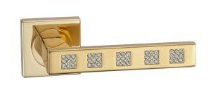 Hot Zinc Alloy Door Lock Handle (Z0-0171 22K) pictures & photos