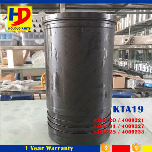 K19 Kta19 Cylinder Liner Sleeve Diesel Engine Parts pictures & photos
