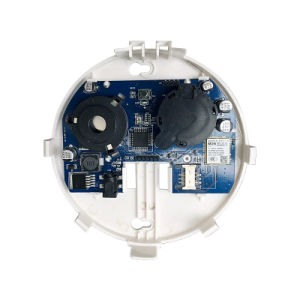 Hot! ! ! GSM Smoke Detector with Built-in Rechargeable Battery pictures & photos