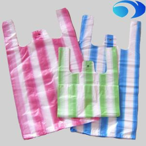 T-Shirt Bags for Supermarkets pictures & photos