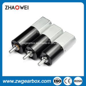 Bar Code Printers High Torque DC 12V Geared Motor pictures & photos