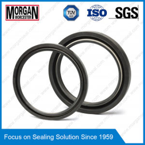 R35 Series Rotary Shaft Fabric Reinforced Rubber Oil Seal pictures & photos