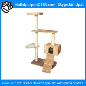Simple Cheap Modern New Cat Trees pictures & photos