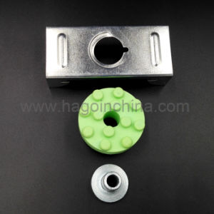Custom Natural Rubber Vibration Damping Mount