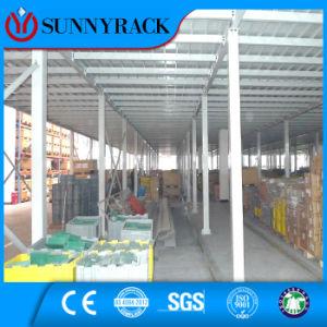 Q235B Warehouse Storage Heavy Loading Steel Mezzanine Floor pictures & photos