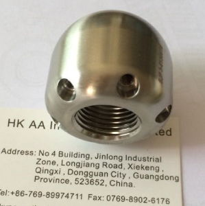 Precision Stainless Steel 316 Thread Mist Spray Nozzle OEM Custom Made pictures & photos