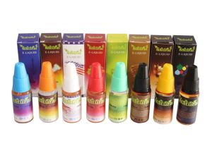 Free Samples Free OEM Design Vapor Juice for Smokers pictures & photos
