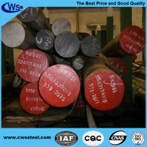 Tool Steel Hot Work Mould Steel Round Bar 1.2344 pictures & photos