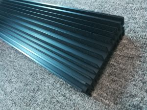 Anodizing Alunimum/Aluminimum Extrusion Profile Heatsink/Radiator for Industrial Machinery pictures & photos