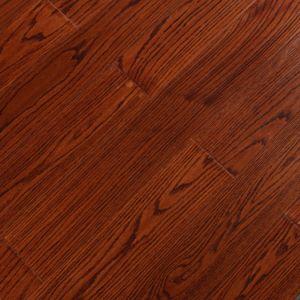 15-18mm Smoke Oak Engineer Wood Flooring pictures & photos