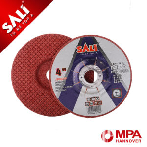 100mm 4 Inch Flexible Grinding Wheel for Polishing Stainless Steel pictures & photos