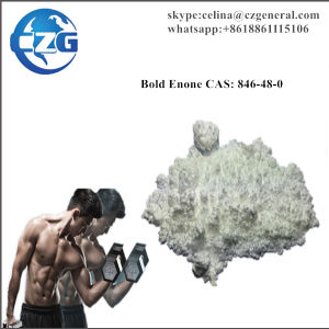 99% Powder Steroid Bold CAS: 846-48-0 for Bodybuilding pictures & photos