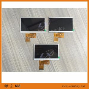 Innolux/Hannstar LCD Panel Optional 5 inch 480*272 LCD Module pictures & photos