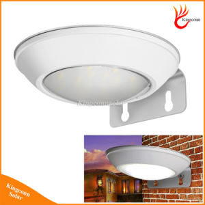 260lm Microwave Radar Motion Sensor LED Solar Light Waterproof 16LEDs Street Lamp Outdoor Garden Path Wall Lamp Security Spot Lighting pictures & photos