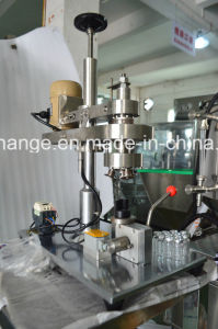 Vial Ampoule Glass Bottle Capping Machine for Aluminum Cap pictures & photos