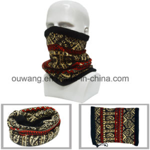 Factory Supply Trendy Style Color Custom Fleece Neck Warmer in Many Style pictures & photos