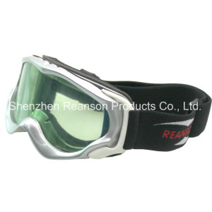 Reanson Professional Tear off Sheet Anti-Fog Anti-Scratch Motocross Goggle pictures & photos